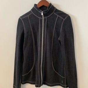 Tommy Bahama Full Zip Sweater Size Small